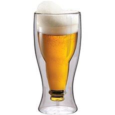 Maxxo Termo Sklenice na pivo Beer 1ks 350ml - Sklenice na pivo