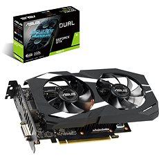 ASUS DUAL GeForce GTX1660TI O6G - Grafická karta