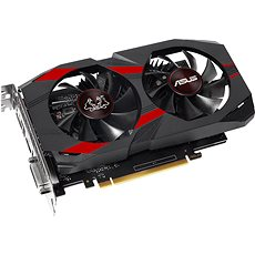 ASUS CERBERUS GeForce GTX 1050TI A4G - Grafická karta