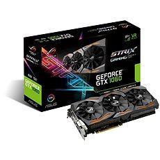 ASUS STRIX GAMING GeForce GTX 1060 6G - Grafická karta