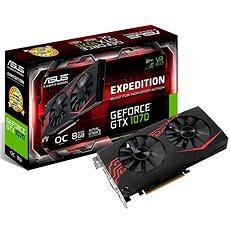 ASUS EXPEDITION GeForce GTX 1070 O8GB - Grafická karta