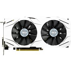 ASUS DUAL GeForce GTX 1070 O8GB - Grafická karta