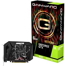 GAINWARD GeForce GTX 1660 6G PEGASUS OC - Grafická karta