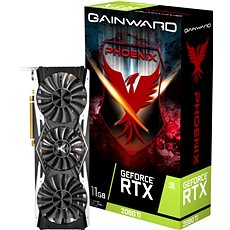 GAINWARD GeForce RTX 2080 Ti Phoenix 11GB - Grafická karta