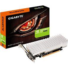 GIGABYTE GeForce GT 1030 Silent Low Profile 2G - Grafická karta