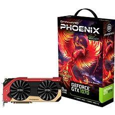GAINWARD GeForce GTX 1070 Phoenix GS - Grafická karta