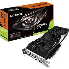 GIGABYTE GeForce GTX 1660 GAMING OC 6G - Grafická karta