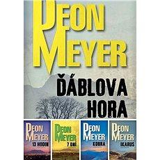 5 detektivních thrillerů Deona Meyera za výhodnou cenu - Elektronická kniha -  Deon Meyer
