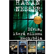 5 kriminálních románů Hakana Nessera za výhodnou cenu - Elektronická kniha -  Hakan Nesser