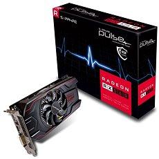 SAPPHIRE PULSE Radeon RX 560 4G OC - Grafická karta