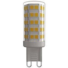 EMOS LED žárovka Classic JC A++ 4,5W G9 teplá bílá - LED žárovka