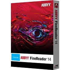 ABBYY FineReader 14 Corporate (elektronická licence) - Software OCR