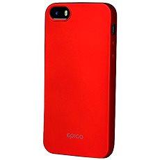 Epico Glamy pro iPhone 5/5S/SE - červený - Kryt na mobil