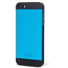 Epico Hero Body hliníkový kryt pro iPhone 5/5S/SE tyrkysový - Kryt na mobil