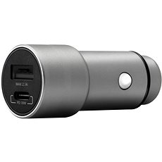 Epico 18W PD Car Charger - space grey - Napájecí adaptér