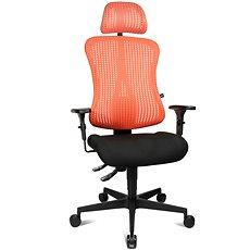 TOPSTAR Sitness 90 lososová - Kancelářská židle
