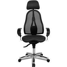 TOPSTAR Sitness 45 antracitová - Kancelářská židle
