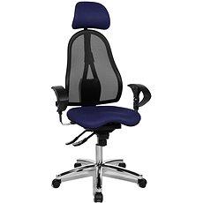 TOPSTAR Sitness 45 tmavě modrá - Kancelářská židle