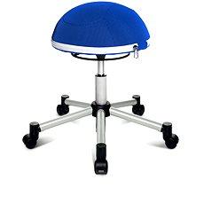 TOPSTAR Sitness Half Ball modrá - Stolička