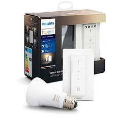 Philips Hue White Ambiance 9,5W + Dimmer Switch Light recipe kit - Ovladač