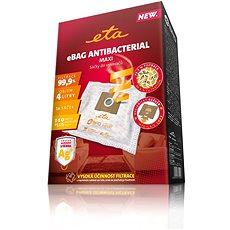 ETA eBAG Antibacterial Maxi 9600 68021 - Sáčky do vysavače