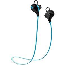 EVOLVEO SportLife XS2 modré/černé - Sluchátka s mikrofonem