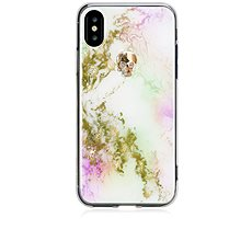 Bling My Thing Tresaure Unicorn/Gold Skull pro iPhone X/XS - Kryt na mobil