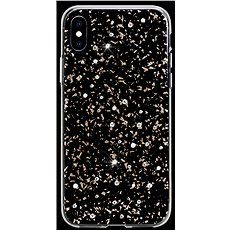 Bling My Thing Milky Way Angel Tears pro Apple iPhone X/XS transparentní - Kryt na mobil