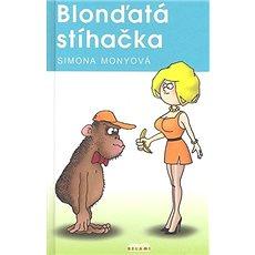 Blonďatá stíhačka - Kniha
