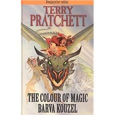 The colour of magic Barva kouzel - Kniha