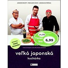 Veľká japonská kuchárka - Kniha