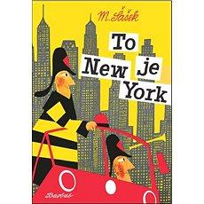 To je New York - Kniha