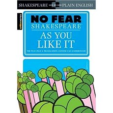 No Fear Shakespeare: As You Like It - Kniha