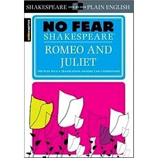 No Fear Shakespeare: Romeo and Juliet - Kniha