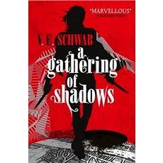 A Darker Shade of Magic 02. A Gathering of Shadows - Kniha
