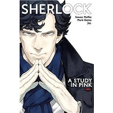 Sherlock: A Study in Pink - Kniha