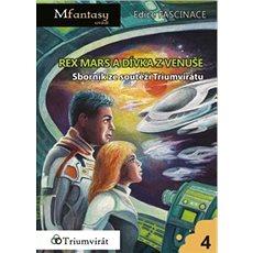 Rex Mars a dívka z Venuše - Kniha