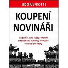 Koupení novináři - Kniha