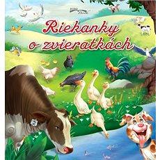 Riekanky o zvieratkách - Kniha