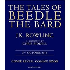 The Tales of Beedle the Bard. Illustrated Edition - Kniha