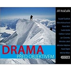 Drama před objektivem - Kniha