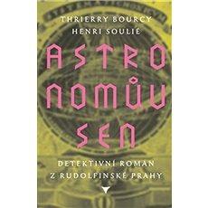 Astronomův sen - Kniha