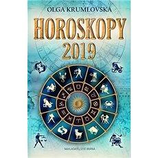 Horoskopy 2019 - Kniha