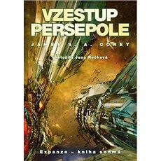 Vzestup Persepole: 7. díl série EXPANZE - Kniha