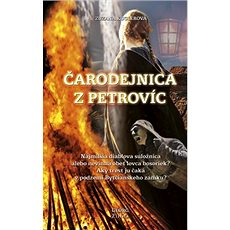Čarodejnica z Petrovíc - Kniha
