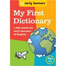 My first Dictionary: 1,000 words for early learners of English - Kniha