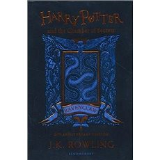 Harry Potter Harry Potter and the Chamber of Secrets. Ravenclaw Edition - Kniha