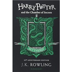 Harry Potter Harry Potter and the Chamber of Secrets. Slytherin Edition - Kniha