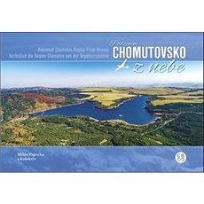 Podzimní Chomutovsko z nebe - Kniha