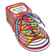 Jak se Káťa naučila zavazovat tkaničku - Kniha